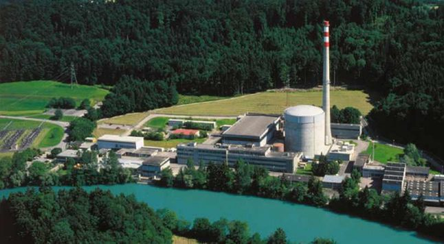 Aging Swiss nuclear plant wins legal reprieve