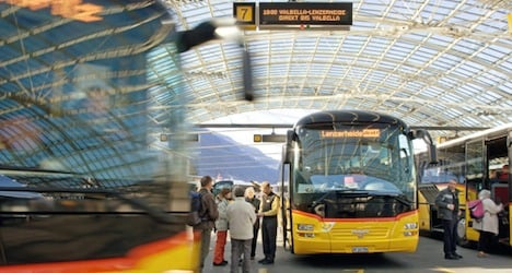 PostBus subcontractor drivers seek pay equity