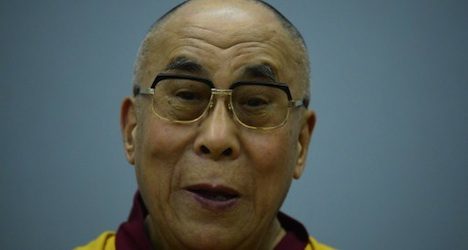 Dalai Lama draws 16,000 to two-day Fribourg event
