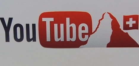 YouTube launches dedicated Swiss site