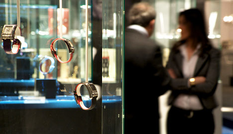 Chinese worries hang over Basel watch show