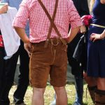 """Lederhosen. If you wanted to draw a picture of a Frenchman you would draw a man in a beret with onions around his neck. But how would you depict someone from Switzerland? """"I used to teach English and for one of the exercises my students had to describe where someone was from based on a picture,"""" says Bilton. """"The picture for Switzerland was a man blowing an alphorn in lederhosen. Every Swiss student got it wrong."""" For the record: lederhosen are German.  Photo: louiscrusoe"""