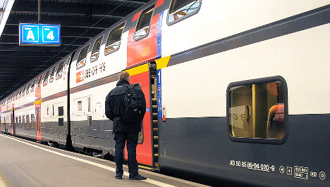 SBB warns rail upgrades mean timetable changes