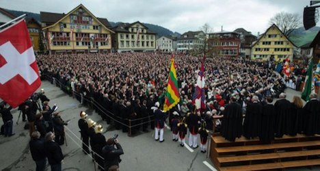 Why Switzerland's Landsgemeinde (open-air assembly) is 'pure democracy'