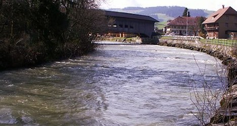 Bern police probe toddler's drowning death