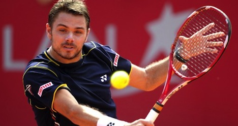 Wawrinka set to play Nadal at French Open
