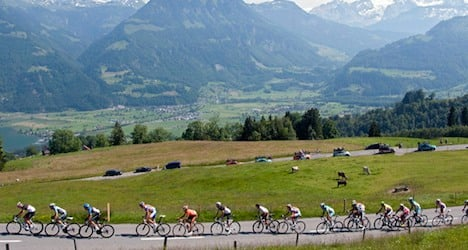 Norway's Kristoff wins Swiss cycling tour stage