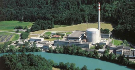 Traces of nuclear waste found in Swiss lake