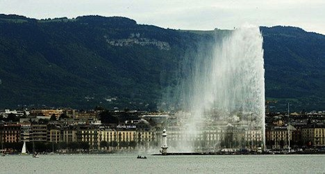Geneva more expensive than Zurich for expats