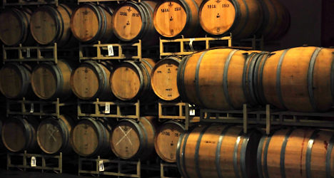 Swiss winemakers see red over duty-free plan