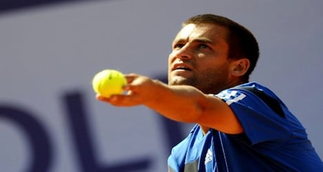 Tennis: Youzhny edges Haase for Gstaad title