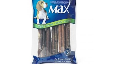 Migros backs off 'bull's penis' dog chew labels