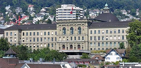 ETH Zurich ranked among world's top unis