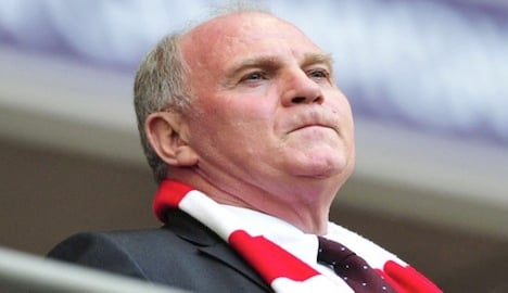 Bayern boss contests Swiss account claims