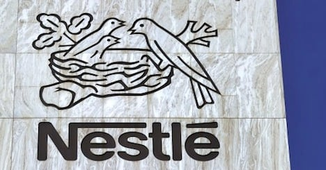 Nestlé and Google among top employers