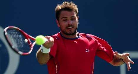 Wawrinka bows out of US Open with head up high