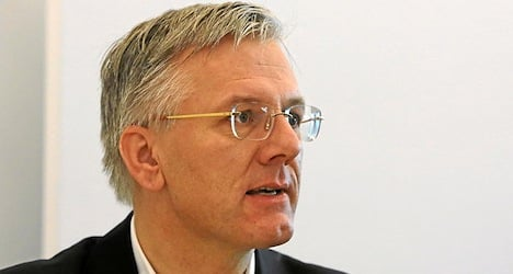 Lufthansa chief to take over as Roche chairman
