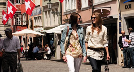 Swiss economy grows faster than expected