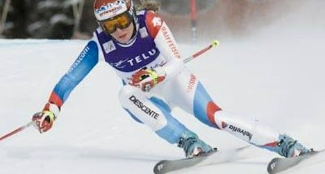 Swiss Olympic champion skier calls its quits