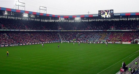 Basel vies to host Euro 2020 football matches