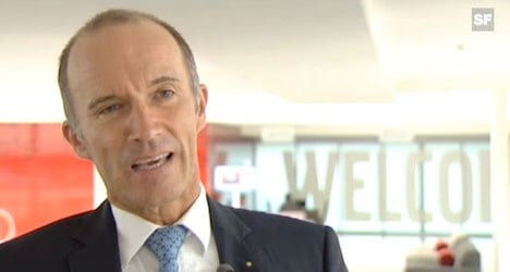 Geneva utility CEO quits amid wind power scandal