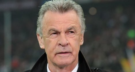 Switzerland manager to bow out after World Cup