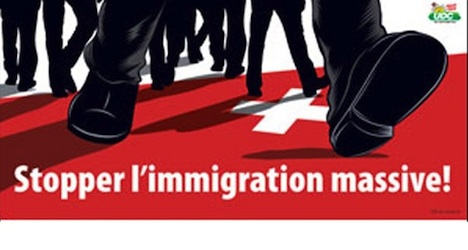 Swiss government opposes immigration cap
