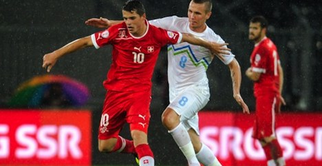 Swiss youngsters look to shine in World Cup