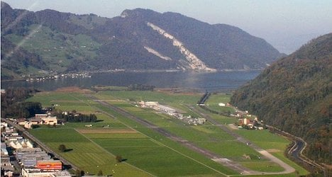 Two feared dead in Swiss army fighter jet crash