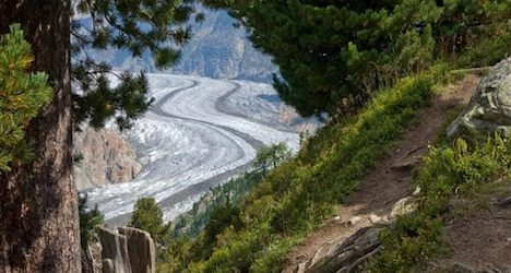 Valais glaciers to largely vanish: cantonal report