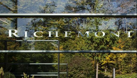 Half-year profits rise for luxury firm Richemont