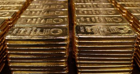 Swiss firm 'gained gold from Congo conflict'