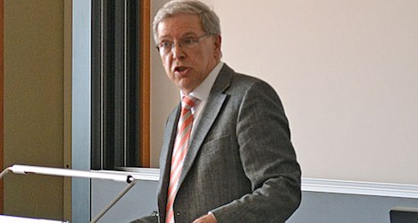 Zurich university rector resigns amid controversy