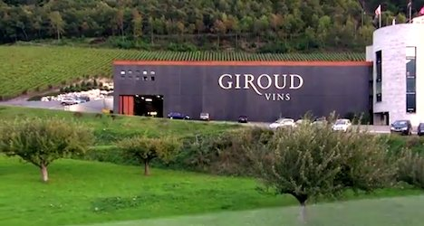 Winemaker's tax troubles shake canton of Valais