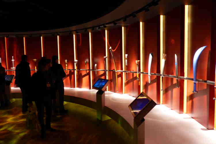 Photos: Olympic Museum sports new look