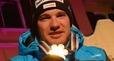 Nordic skier Cologna named sportsman of year