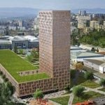 Lausanne voters to decide on 'tallest tower'