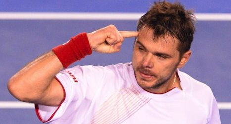 Wawrinka and Federer join forces for Davis Cup