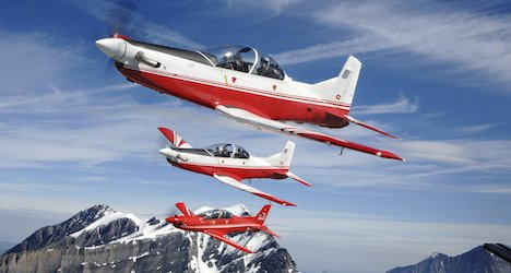 Swiss training planes to be built in India: report