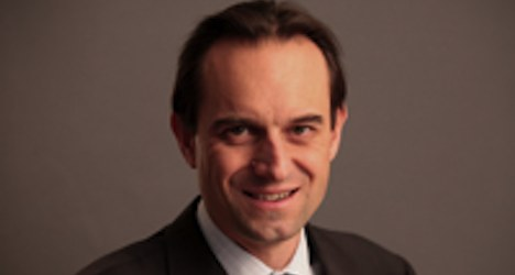 British expat tipped as FINMA's new CEO