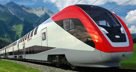 Delays dog Swiss passenger train delivery