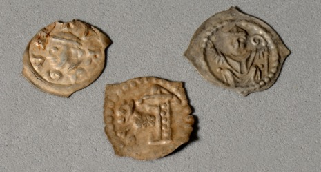 Rare Swiss coins from 13th century uncovered