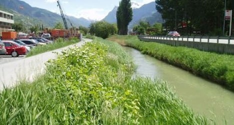 Clean-up of mercury pledged for Valais town