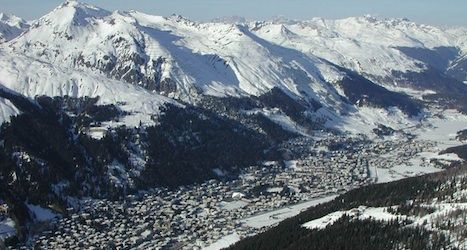 Syria and Iran come to fore at Davos summit