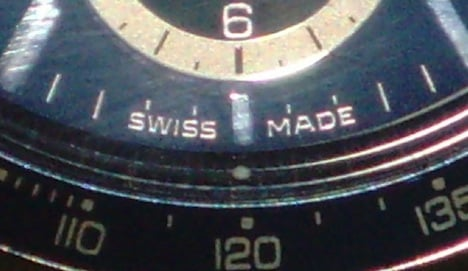 Swiss watch exports tick to new record in 2013
