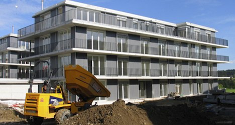 Zurich expats see 'drop in subsidized housing'