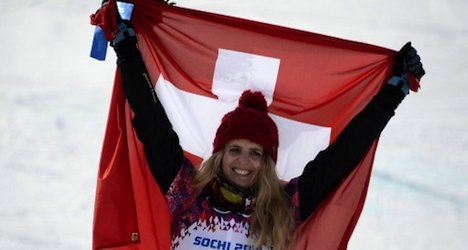 Alpine snowboarders boost Swiss medal count