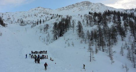 Two British skiers die in Valais Alps accidents