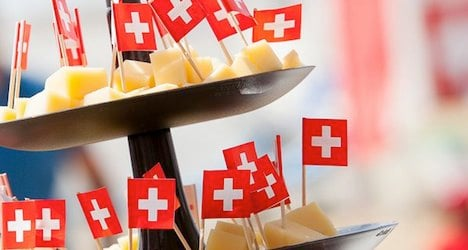 Foreign cheese increases Swiss market share