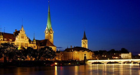 High costs continue to hit Zurich and Geneva